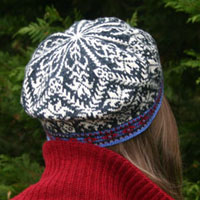 Amaryllis Hat by Mary Ann Stephens