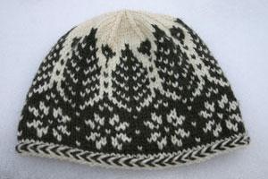 Stranded Knitting Patterns : Designs Two Strands