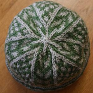 Norwegian knitting | Two Strands