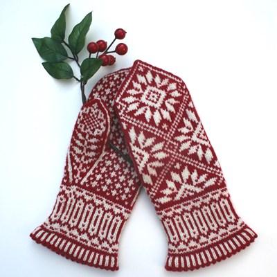 Knitting Pattern PDFs   Two Strands