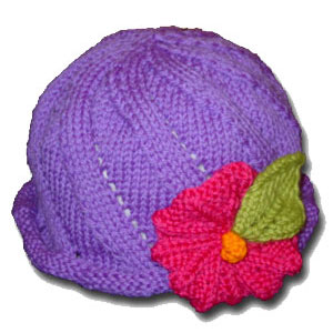 Free knitting pattern for hat