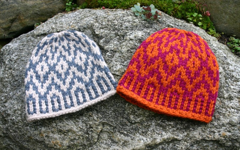 Supernova Hat | Two Strands