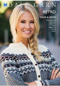 Norwegian knitting sweaters for ladies and men from Dale Garn available through Kidsknits.com