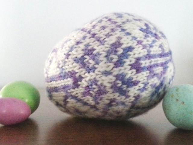 Nordic Easter Egg by Mary Ann Stephens