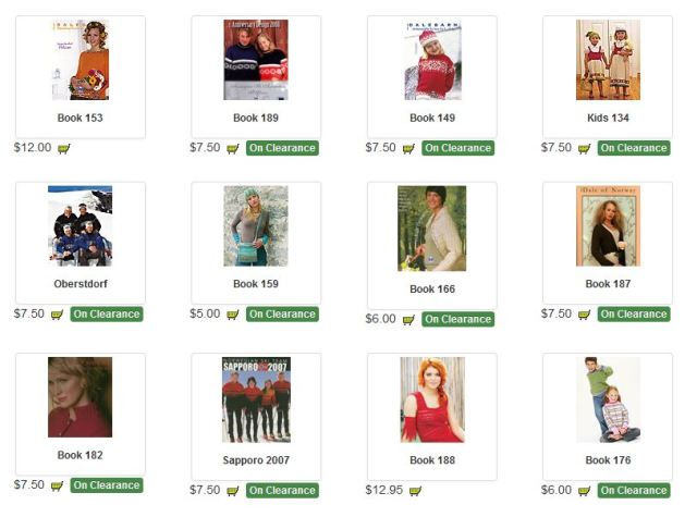 Dale knitting book clearance sale