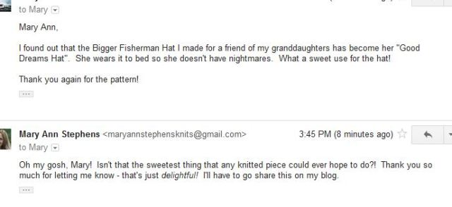 sweet dreams hat email