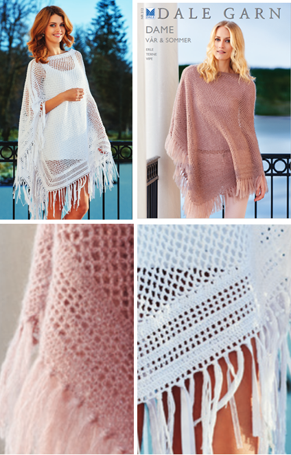 Poncho or beach cover-up