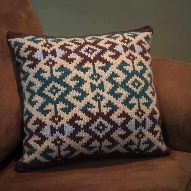 Two Strands Norwegian And Fair Isle Knitting